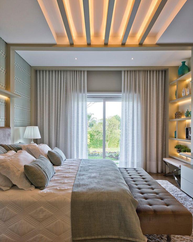 """201 curtidas, 1 comentários - Uniflex Home Fashion (@uniflex) no Instagram: """"Para a casa de um jovem casal a arquiteta Alessandra Gonçalves escolheu vários tipos de persianas e…"""""""