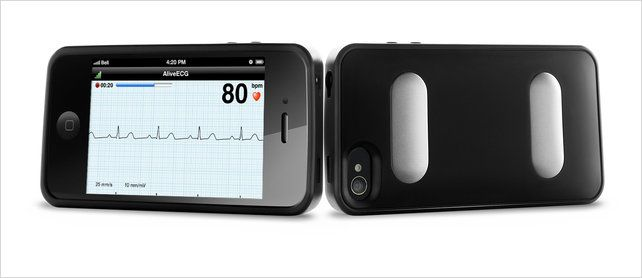 This $200 iPhone Case Is An FDA-Approved EKG Machine | Co.Design: business + innovation + design