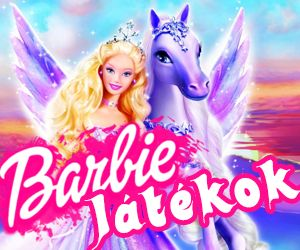 Ingyen Barbie játékok