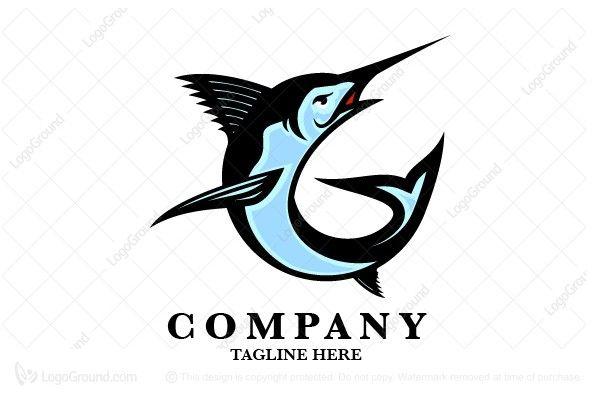 Logo for sale: Swordfish Logo