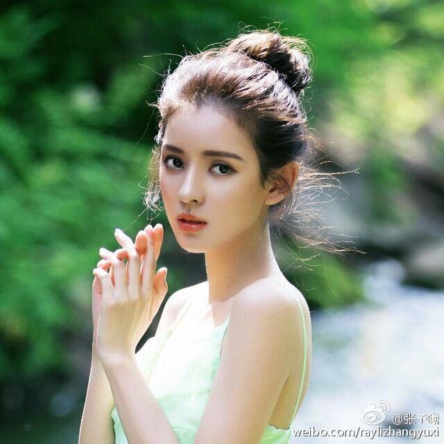 Zhang Xi Chinese girl Zhang Yu ...