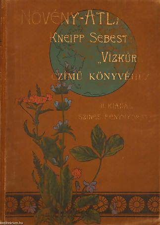 Növény-Atlas Kneipp Sebestyén
