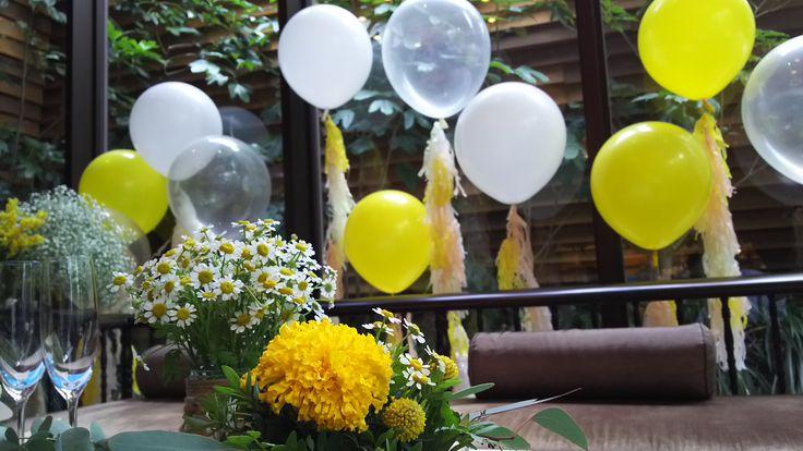 ウエディング 16インチタッセルバルーン  wedding 16inch tasselballoon