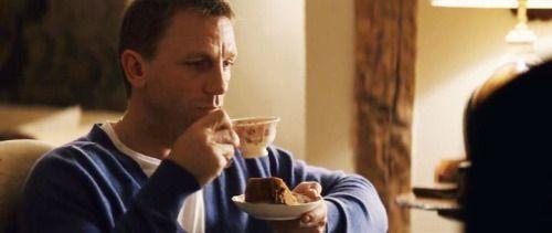 """misterbaggins: """" Daniel Craig in Flashbacks of a Fool (2008) 3 of 4 """""""