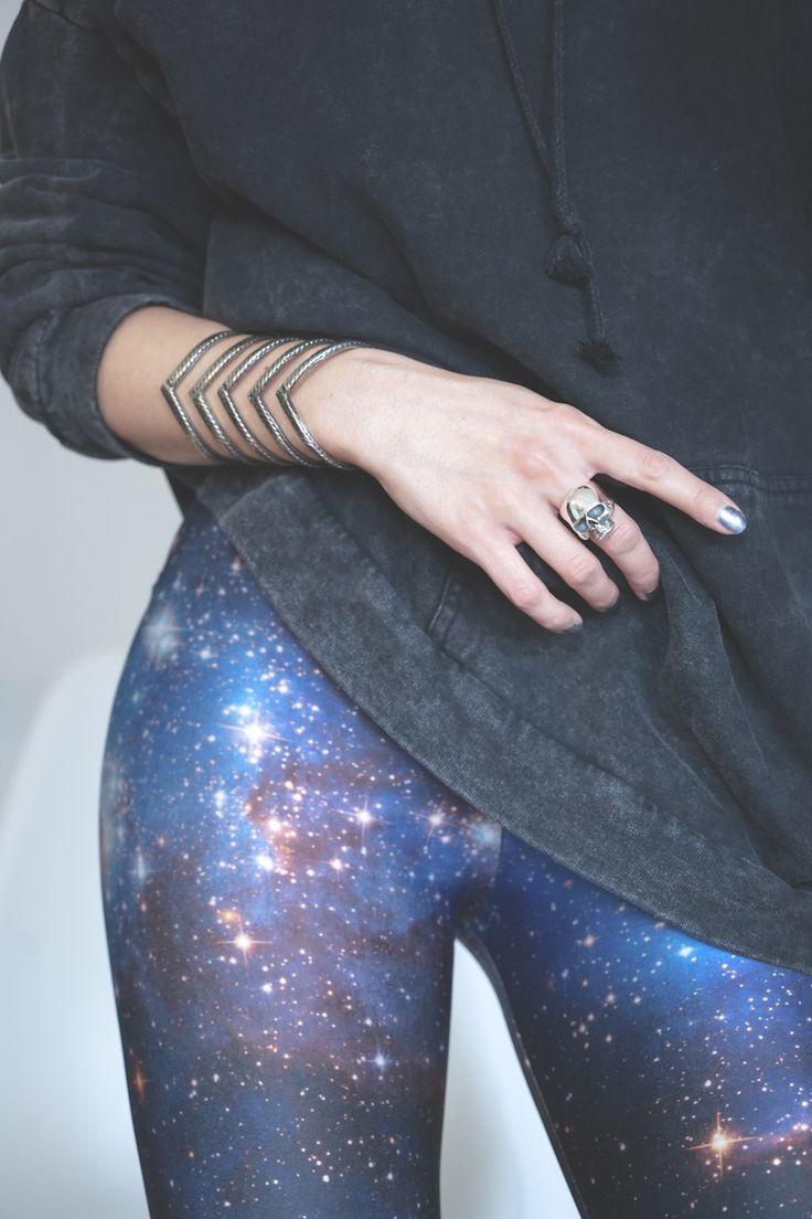 Adopter le legging galaxy sans être kitsch !