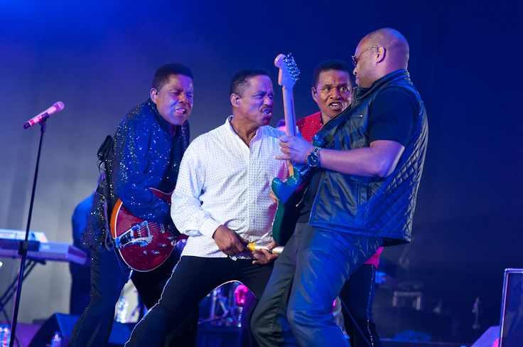 The Jacksons at Soundsfair 2014