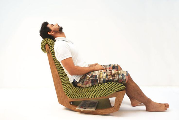 enrico gondim follows biomimicry principles for the ivy chair