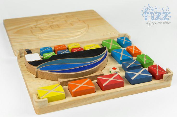 Juego de equilibrio- caja 1