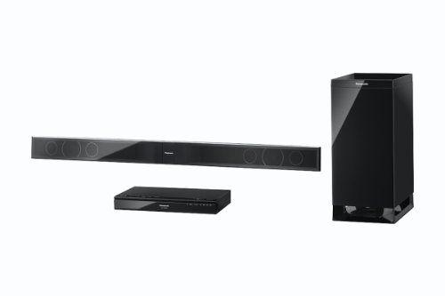 Panasonic SC-HTB550 2.1-Channel 240-Watt Multi-Positional Full HD 3D Audio System with Wireless Music Streaming via Bluetooth