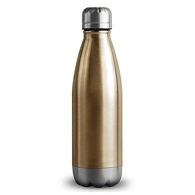 Central Park Travel Bottle - Matte Gold