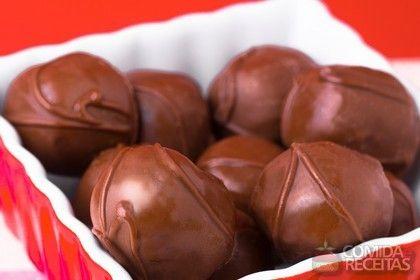 Receita de Bombom de amendoim em receitas de doces e sobremesas, veja essa e outras receitas aqui!