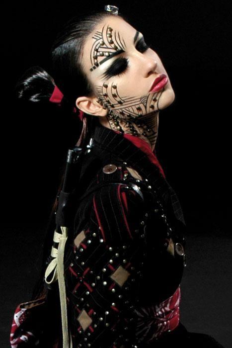 concept, make-up & hair stefania d'alessandro | photo cennamo