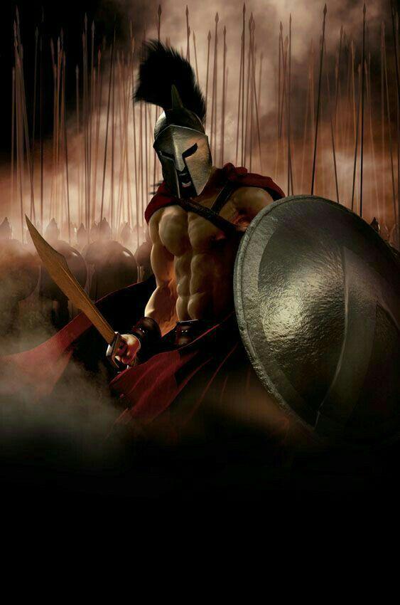 центре крутые спартанские картинки шварцман художник придумавший