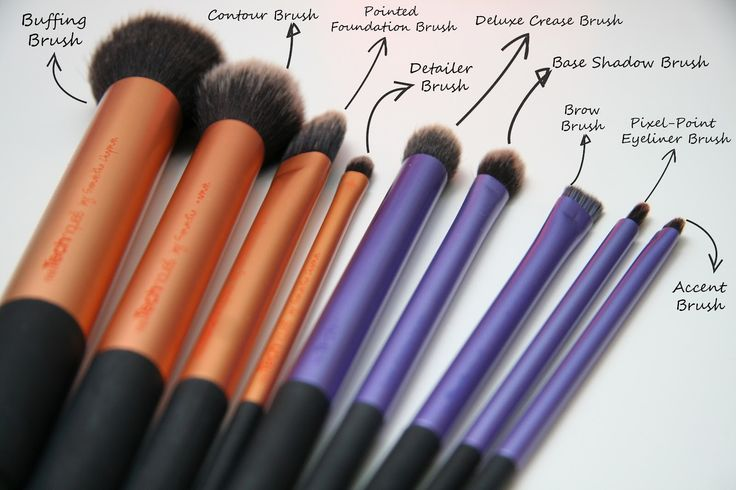 Little Bird // UK Beauty, Fashion & Lifestyle Blog: Review: Real Technique Brushes