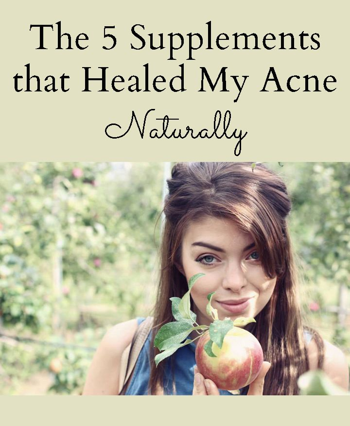 These superfoods helped to heal my acne naturally. This is a must-read if you struggle with any type of skin issue!