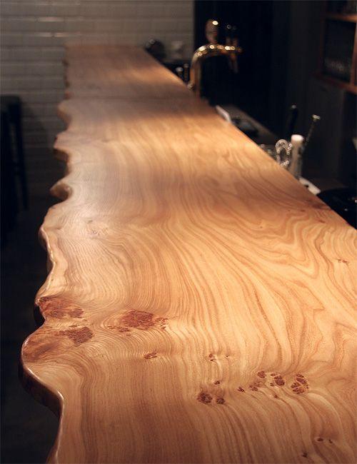 Дизайнерский стол из цельного массива, дерево, дерево в интерьере, массив, изделия из дерева, изделия из массива, Бигвуд