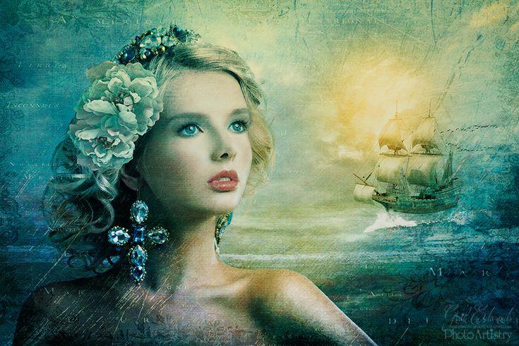 Ship Lady on Behance