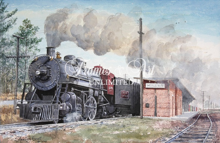 Sterling Everett | Frames and Art Unlimited – Macon, GA