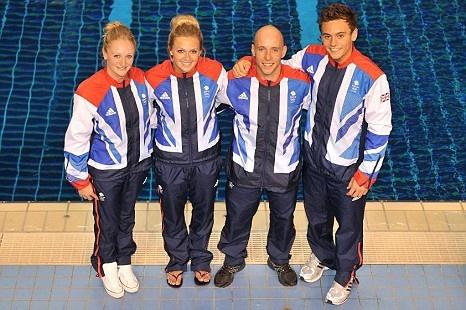 Team GB - Diving