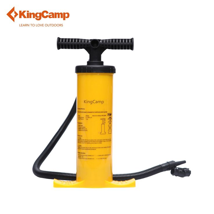 KingCamp DOUBLE ACTION AIR PUMP Hand Pump -  Cheap Product is Available. Here we will provide the information of finest and low cost which integrated super save shipping for KingCamp DOUBLE ACTION AIR PUMP Hand Pump or any product.  I hope you are very lucky To be Get KingCamp DOUBLE ACTION AIR PUMP Hand Pump in cheap. I thought that KingCamp DOUBLE ACTION AIR PUMP Hand Pump is a great product. This product is sold aliexpress.com.  Discount 0% KingCamp DOUBLE ACTION AIR PUMP Hand Pump…