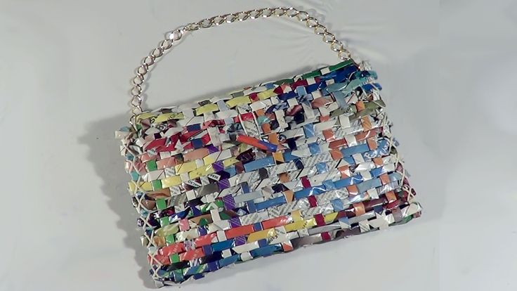 Bolsa carteira de revista - Handbag Wallet Magazine - Revista Purse