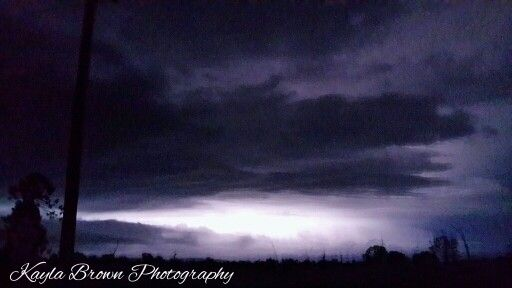 Storm Rolling in   Kayla Brown Photography