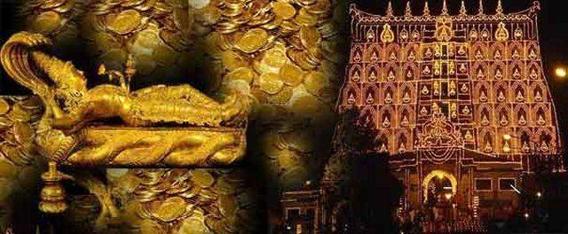 Incredible Padmanabhaswamy Temple