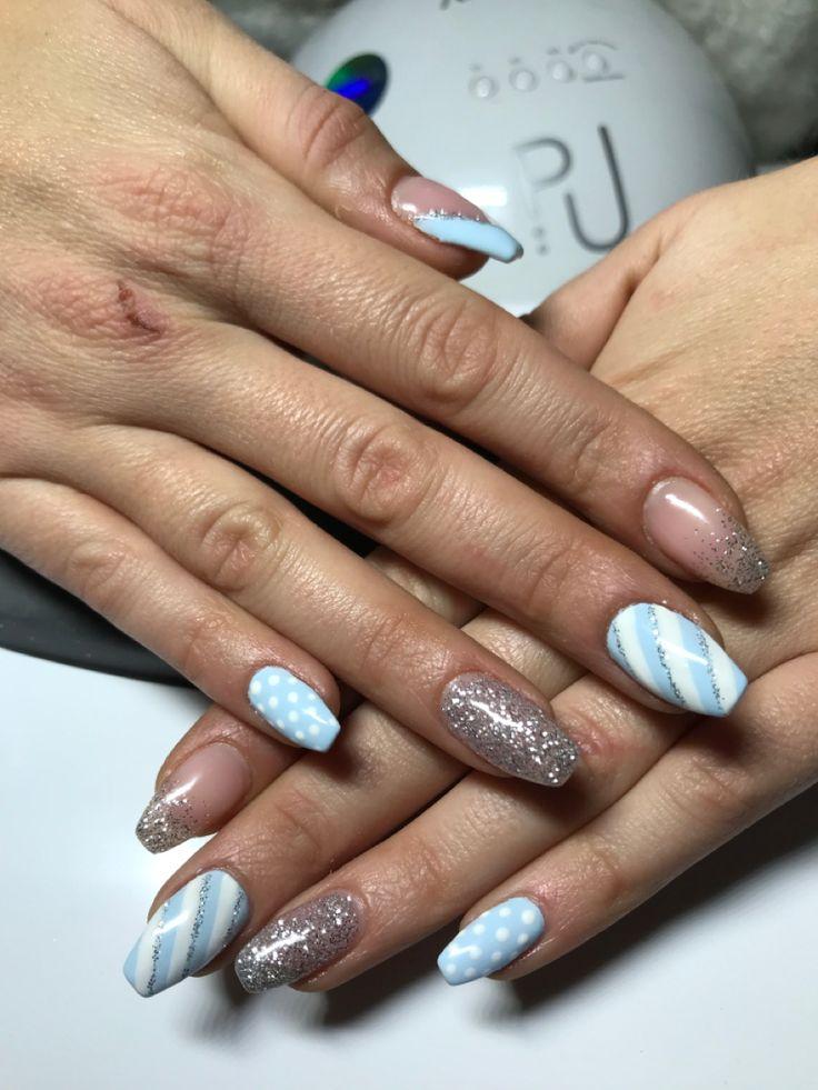 Pin na my passion - nails