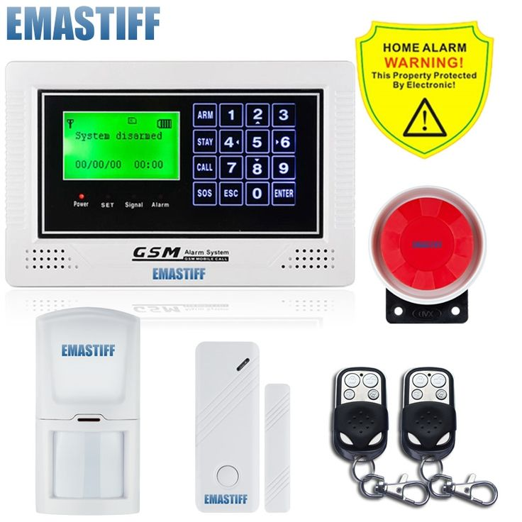 74.62$  Buy here - http://ali5r3.shopchina.info/1/go.php?t=32797402655 - Free Shipping.APP Control Alarm anlagen Voice Prompt GSM Alarm Kit Door/Window Sensors Detectors Alert Wireless Alarm System 74.62$ #buymethat