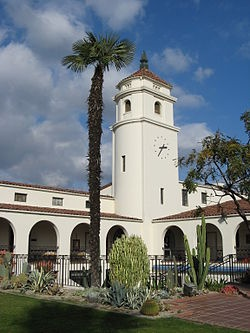 Commuting  made simple from the Historic Fullerton Train Station.
