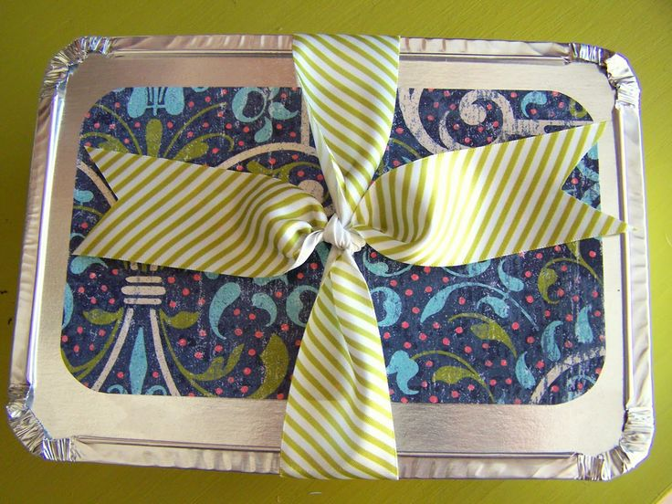 Food Gift Wrapping: Food Gifts, Dollar Stores, Gifts Ideas, Diy Gifts, Gifts Wraps, Handmade Gifts, Gifts Diy, Wraps Gifts, Wraps Ideas