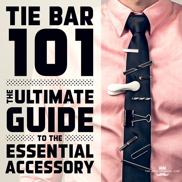 Very good info! http://www.ties.com/blog/tie-bar-101-the-ultimate-guide-to-the-essential-accessory