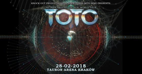 Heavy Metal Music & More  : Toto zagra w Krakowie z okazji 40-lecia istnienia ...