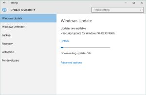What is Windows Update? Here's What You Need to Know: Windows Update (Windows 10)