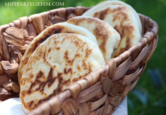 Mini Sandvic Ekmegi Bazlama   MUTFAK FELSEFEM