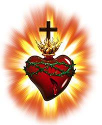 CATEQUISTAS EM FORMAÇÃO: SAGRADO CORAÇÃO DE JESUS - ROTEIRO DE ENCONTRO