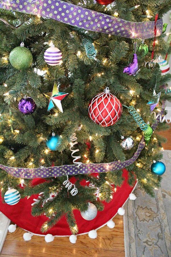 interior design tree - Decorating raditional Home Interior Design hristmas ree ...