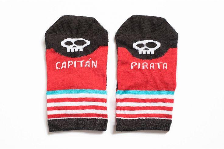 Calcetines Capitán Pirata