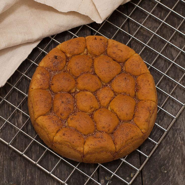 Ett brytbröd för middagsbordet, smaksatt med sötpotatis.