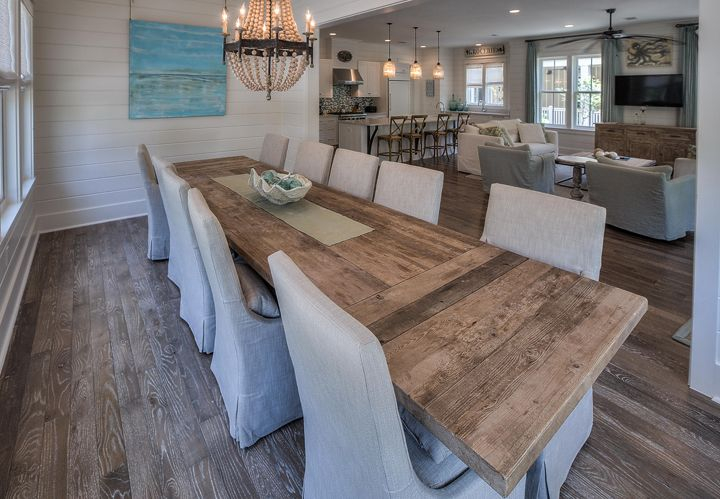 coastal dining room                                                       …