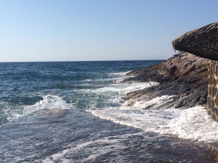 Waves of Yalıkavak