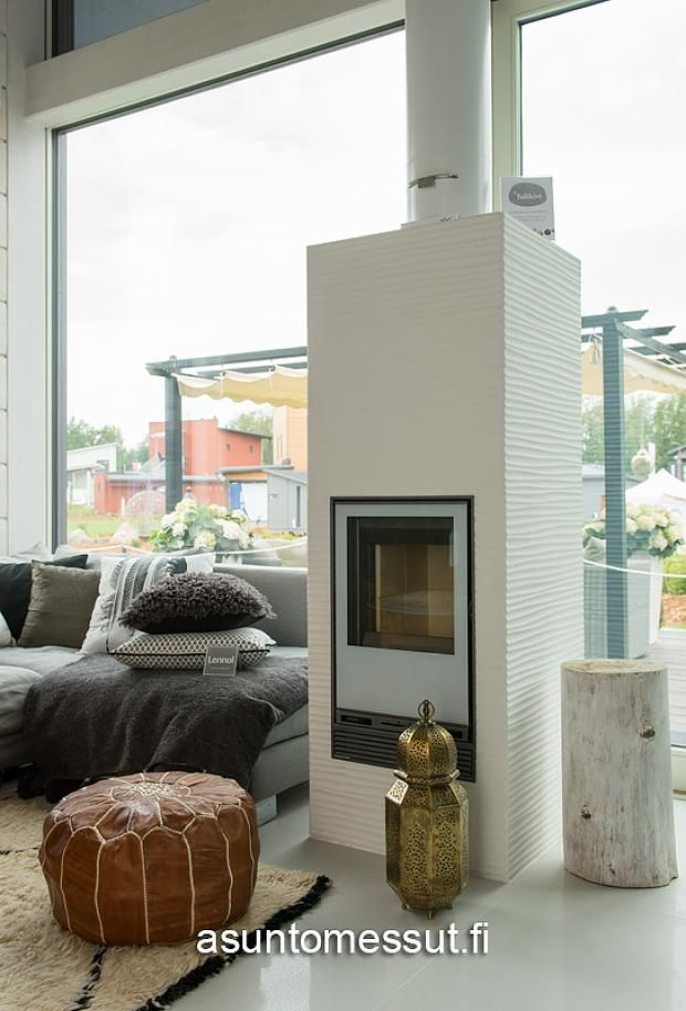 Tulikivi Aalto | Asuntomessut