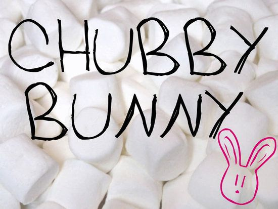 Chubby Bunny Challenge, I want to do this so bad with my friends!