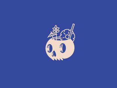 Skull Mug | Blake Suarez