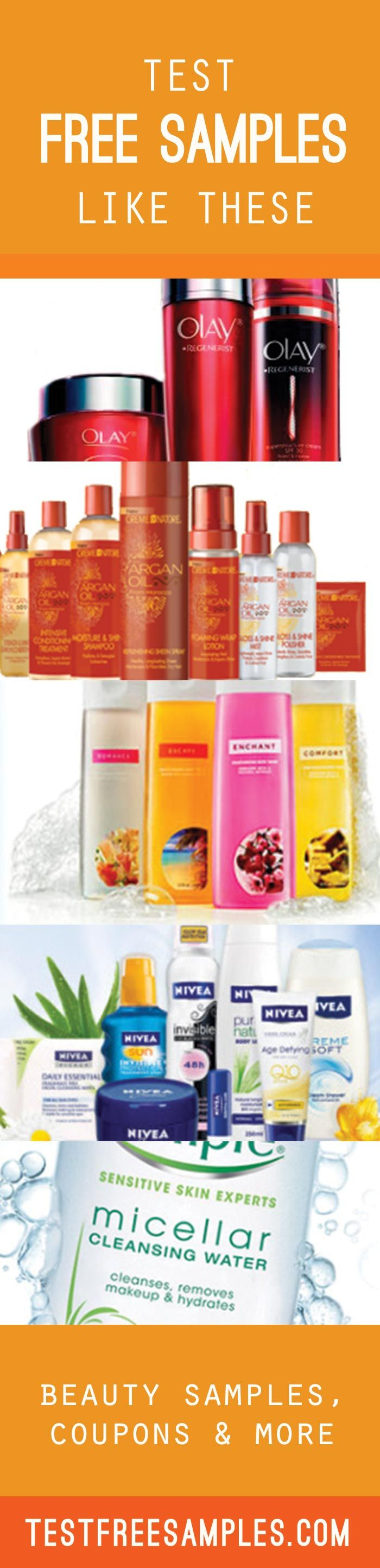 Best Free Samples - Tons of Beauty Samples and Free Product Offers http://testfreesamples.com/category/free-beauty-samples
