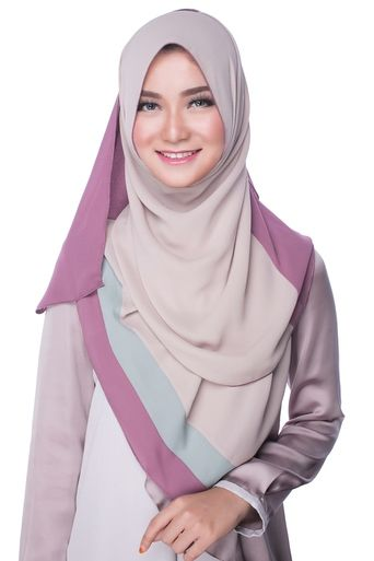 Bikaya Pastel Shawls and Scarves | NADA Rainbow Premium shawl