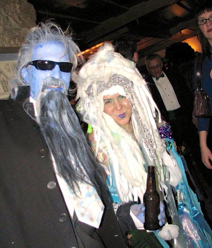 "The ""Frozen Dead Guy Days"" Festival"