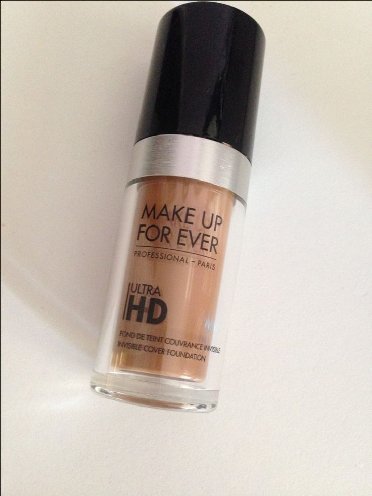 Make Up Forever HD Invisible Cover Foundation, is a medium coverage foundation that is specifically designed for TV and film advanced technology.....
