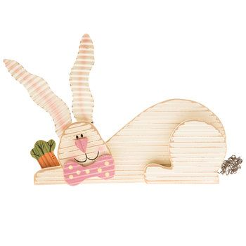 130 best easter gifts crafts and decorations images on pinterest resting wood bunny figurine with carrot easter couponcodes gifts crafts negle Gallery