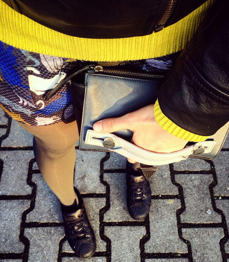 Adidas Superstar / & other stories